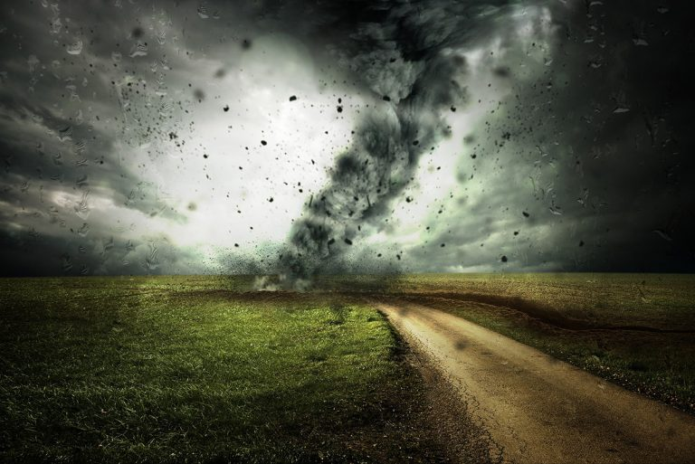 tornado storm image