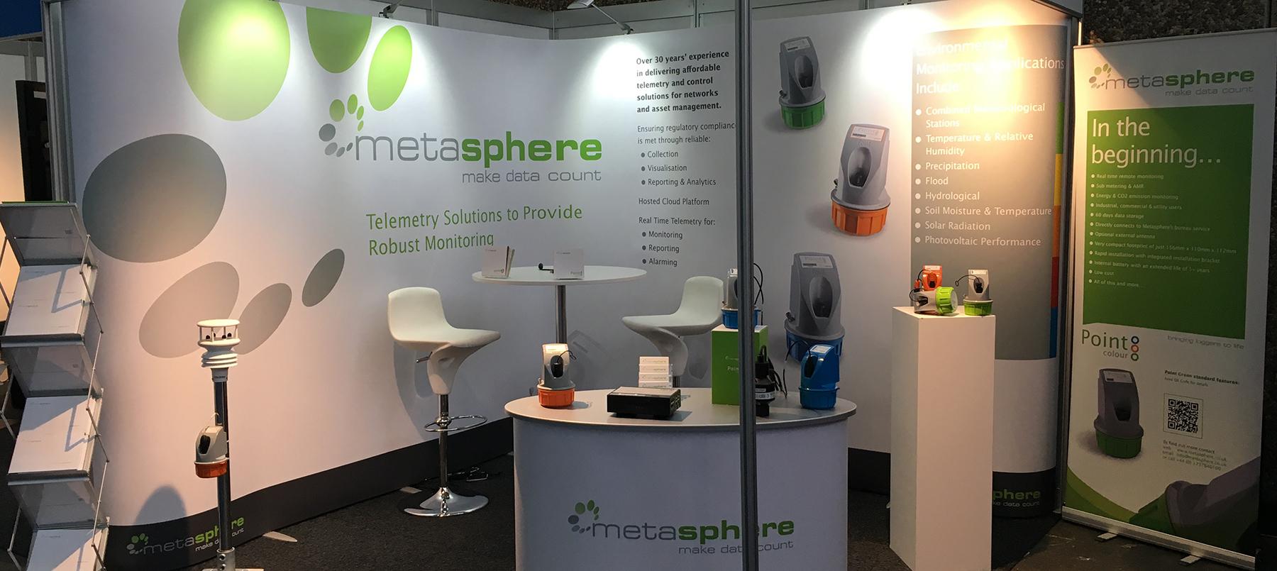 Metasphere slider stand